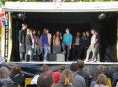Romeo and Juliet, Street Shows in St Acheul