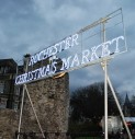 Rochester christams market